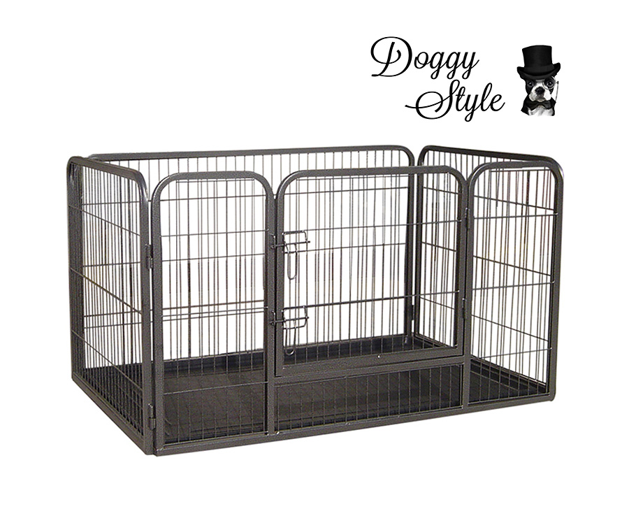Heavy Duty Puppy Play Pen Whelping Box 4 X Sizes / Dog Enclosure / Playpens  /